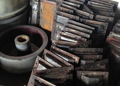 焊接区-离心机配件