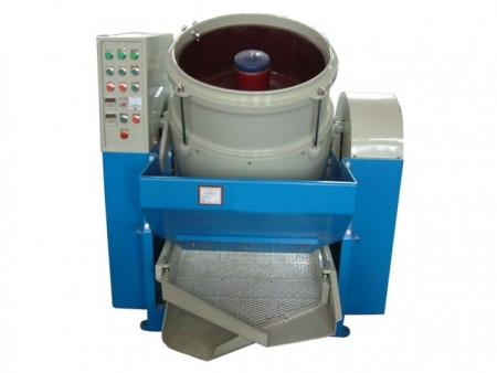 涡流式自动卸料筛选一体机