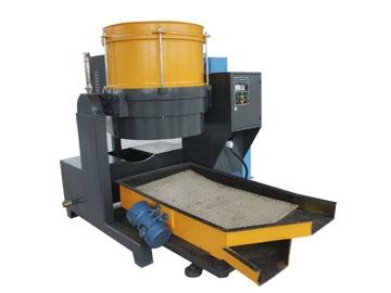 自动卸料涡流研磨机